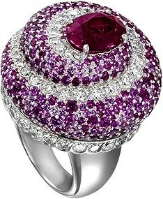 Piaget Limelight Garden Party ring