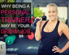 Oh, the places you can go as a certified personal trainer. #ad
