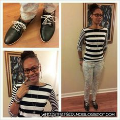 Stripes florals and oxfords