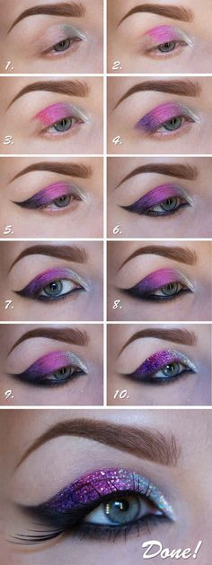 The Perfect Eye Makeup for Your Dress Color ~ Calgary, Edmonton, Toronto, Red Deer, Lethbridge, Canada Directory