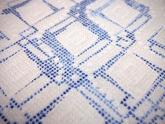 One Paper Towel (blue) - Ryan Blackwell #UMassDartmouth  #Alumni