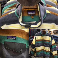 Divertido polar de PATAGONIA!!! Mola mucho.Sólo disponible en CIENTO-SIETE #ourense , #patagonia #streetwear #streetstyle #urbanstyle #fashion #cosasquemolan #galicia #cientosiete #cientosiete107