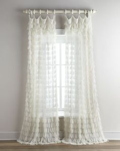 "I love these...  ""Chichi"" Curtains at Horchow."