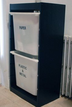 1000 images about ikea endurvinnsla on pinterest recycling ikea and cente - Poubelle recyclage ikea ...