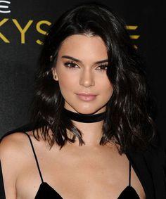 Cortes de cabelo 2018 - Kendall Jenner