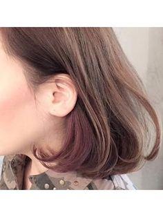 フルカラー+インナーカラー+艶トリートメント/ Labas 下北沢Kota - 24時間いつでもWEB予約OK!ヘアスタイル10万点以上掲載!お気に入りの髪型、人気のヘアスタイルを探すならKirei Style[キレイスタイル]で。