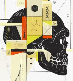 New York Times Two illustrations for NYT Book Review on the...