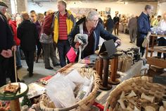 Kendal Wool Gathering 2016 http://www.cumbriacrack.com/wp-content/uploads/2016/07/Crowds-in-Wool-Room-1-2015.jpg KENDAL Wool Gathering, the annual celebration of the town's connections to the trade on which its wealth was built, promises to be the biggest and best yet.    http://www.cumbriacrack.com/2016/07/15/kendal-wool-gathering-2016/