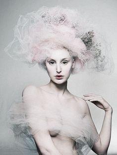 Laura Carmichael by Mert & Marcus   Love #8F/W 2012