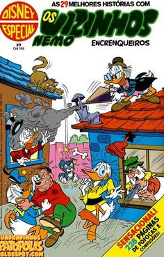 Disney Especial - 059 : Os Vizinhos