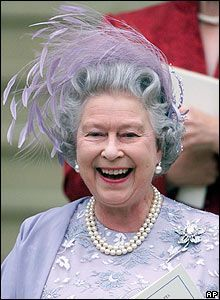 Queen Elizabeth II... her spirit and character are so admirable