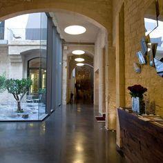 Hotel Mercer // Moneo // BCN // Photo: Xabier Mendiola // via Hic via DiarioDesign