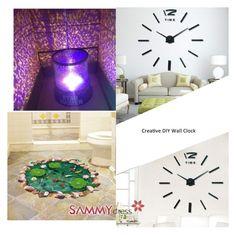 """Sammydress 13"" by ahmetovic-mirzeta ❤ liked on Polyvore featuring interior, interiors, interior design, home, home decor, interior decorating and bathroom"