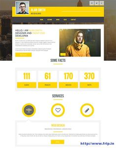 We have collected these WordPress resume themes that helps you to create a professional online resume website and tell people about your skills and abilities so that people can contact you and offer you to have some business with them. http://www.frip.in/wordpress-resume-themes/