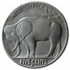 Bill 'Billzach' Jameson - Off To See The Elephant (Reverse of 2 Sided Coin)