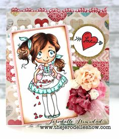 WOW'd Me Wednesday : The Greeting Farm – Clear Stamps, Rubber Stamps, Cardmaking USA