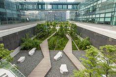 Symantec Chengdu Campus by SWA