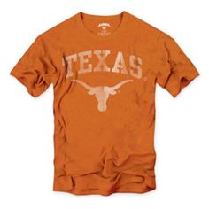 Banner 47 'Texas Longhorns' Regular Fit Crewneck T-Shirt Only In Texas, Cheap Online Shopping, Texas Longhorns, Screen Printing, Crew Neck, Nordstrom, Suits, My Style, Tees
