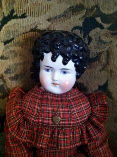 RARE 1880s German China Head Doll Alt Beck Gottschalck | eBay
