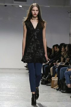 Rebecca Taylor Ready To Wear Fall Winter 2014 New York - NOWFASHION
