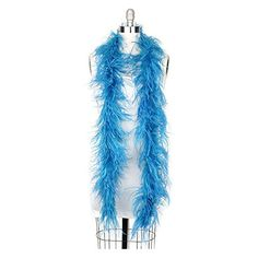 Zucker Feather Products Ostrich 2-Ply Boa for Decoration, Dark Turquoise 29.95 View the full Halloween content here https://hallowmix.com/shop/halloween-costumes/zucker-feather-products-ostrich-2-ply-boa-for-decoration-dark-turquoise/