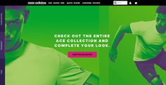 adidas ACE 16 - Site of the Day February 26 2016