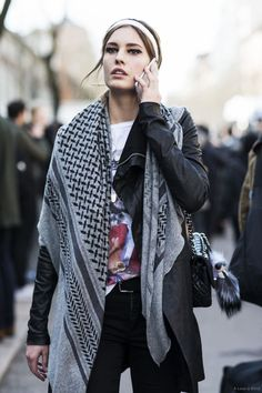 North Fashion: CURRENT CRAVING - LALA BERLIN SCARF