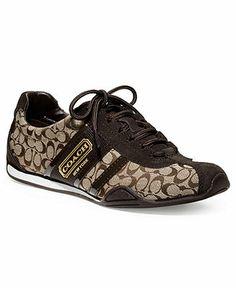 COACH REMONNA SNEAKER - Coach Shoes - Handbags & Accessories - Macy's