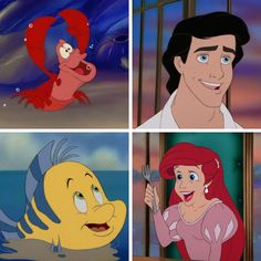 Who are you down under the sea?