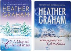 Heather Graham. Time travel and magic for Christmas