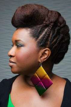 How To Protective Style For Winter Curls Understood Natural Hair Styles protective weave styles for natural hair Protective Hairstyles For Natural Hair, Natural Hair Updo, Pelo Natural, Natural Hair Care, Natural Hair Styles, Natural Weave, Natural Curls, Natural Skin, Afro Hairstyles