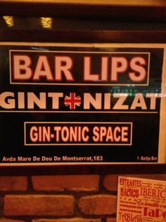 BAR LIPS BCN