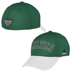 adidas #Celtics HWC Structured Flex Hat
