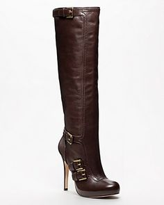 WOW! Ive been using this new weight loss product sponsored by Pinterest! It worked for me and I didnt even change my diet! I lost like 26 pounds,Check out the image to see the website, Coach Miriam High Heel Tall Boots - HAWT