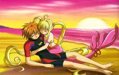 Image - Kaito-x-Luchia-kaito-. Kaito, Vocaloid, Mermaid Melody, Mermaid Princess, Princess Melody, Anime Mermaid, Mermaid Pictures, Pink Images, Animation