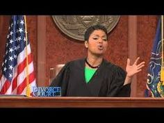 Judge Lynn Toler Throws Out Wife from Her Courtroom Tv Judges, Divorce Court, Husband, Youtube, Brother, Black, Black People, Youtubers, Youtube Movies