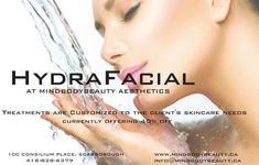 #facial #hydrafacial #skincare #acne #scarborough #oxygentherapy