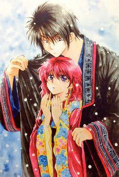 Yona and Hak || Akatsuki no Yona