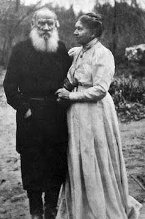Stock Photo - Leo Tolstoy with his wife Sofia Andreyevna Cinema, Leo Tolstoy, Romance, Anna Karenina, Soviet Union, Literature, Novels, Stock Photos, Couple Photos