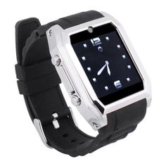 1.54 inch 3G TW206 High Definition Smallest Touch Screen Cell Phone Watch New in Cell Phones & Accessories   eBay