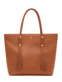 Dessa Medium Leather Tote by Vince Camuto at Gilt