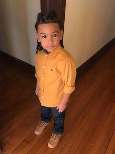 42 Sweet Summer Style Ideas for Kids - - Toddler Boy Fashion, Cute Kids Fashion, Toddler Boy Outfits, Toddler Boys, Kids Outfits, Baby Kids, Fall Fashion, Style Fashion, Black Baby Boys