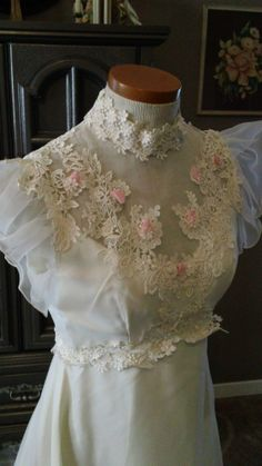 Isobel stevens wedding dress