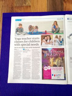 Grateful to have been mentioned in Islington Gazette newspaper !