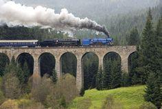 Chmarošský viadukt, Telgárt, Slovenská republika