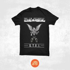 Right To Bear Arms - Eagle With Guns Tee, $19.99 (http://www.rtba.co/eagle-with-guns-tee/)