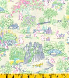 Holiday Inspirations Easter ToileHoliday Inspirations Easter Toile,