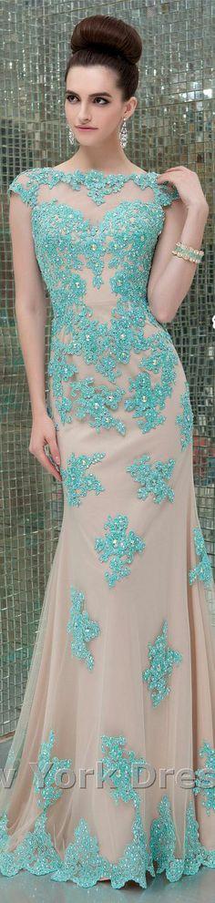 Angela and Alison design #elegant #formal #large #dress <3