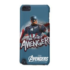 Captain America: The First Avenger iPod Touch (5th Generation) Cover