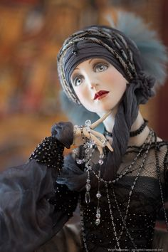 """Doll collection at the Cultural Center """"House"""" - All about dolls"""